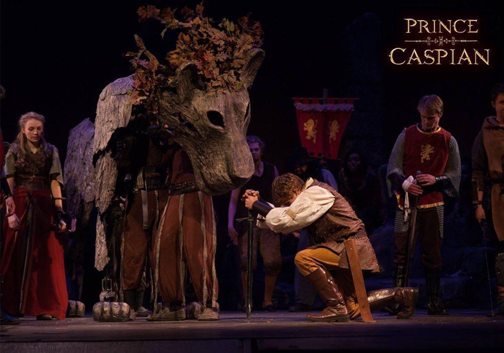 Aslan and Caspian