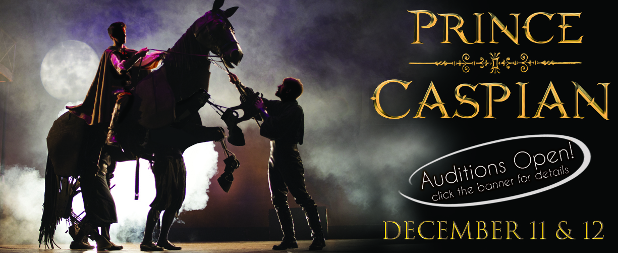 Prince Caspian 2018 Auditions