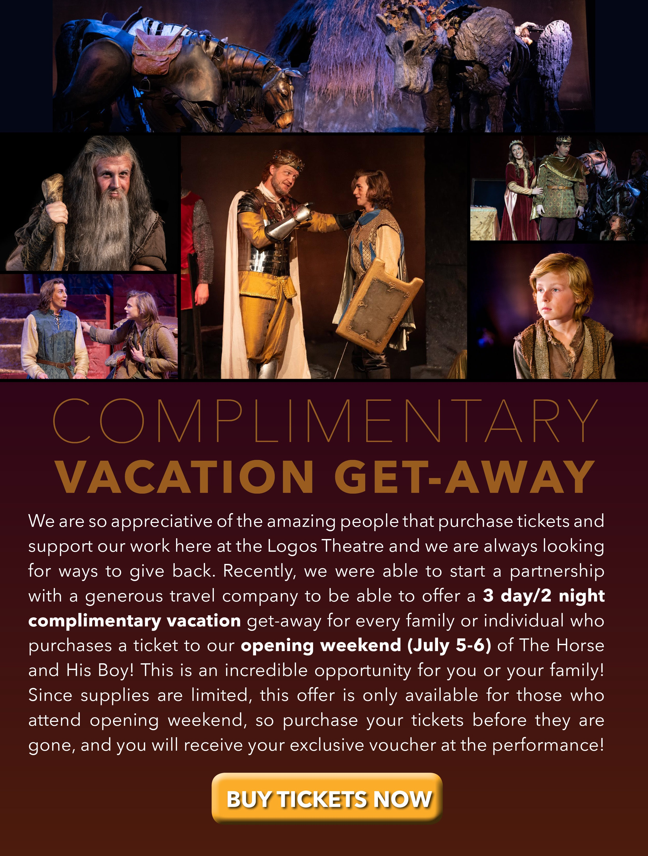 Special Vacation Get-Away